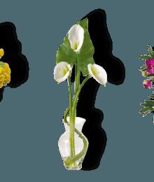 Hoa lụa, hoa giả Uyên shop, Uyên shop – Banner 3