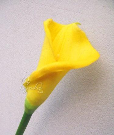 Hoa lụa, hoa giả Uyên shop, Hoa Rum cành