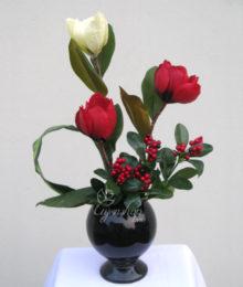 Hoa lụa, hoa giả Uyên shop, Hoa Mộc Lan