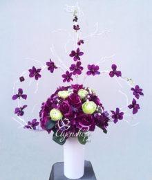 Hoa lụa, hoa giả Uyên shop, Món quà tình yêu