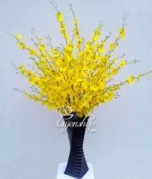 Hoa lụa, hoa giả Uyên shop, Vẻ đẹp kiêu sa