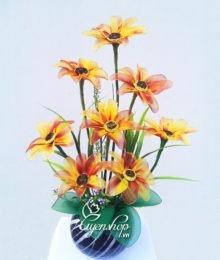 Hoa lụa, hoa giả Uyên shop, Hoa voan