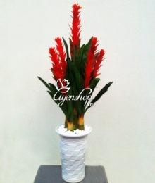 Hoa lụa, hoa giả Uyên shop, Cây Cảnh