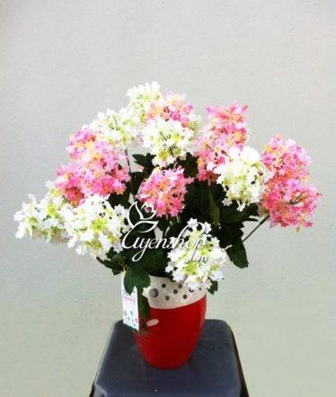 Hoa lụa, hoa giả Uyên shop, Hoa Tường Vi