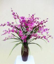 Hoa lụa, hoa giả Uyên shop, Thơ mộng cùng Vũ nữ