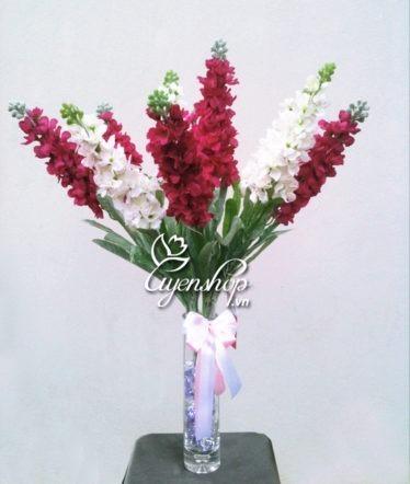Hoa lụa, hoa giả Uyên shop, Hoa Phi Yến