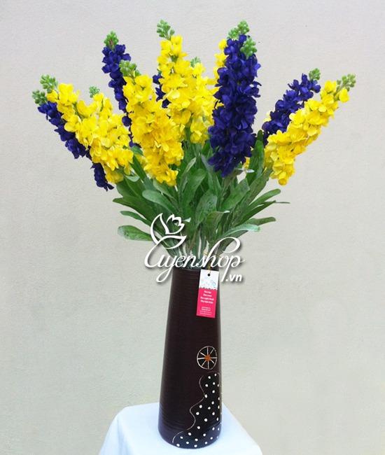 hoa phi yến - hoa lụa - uyenshop