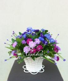 Hoa lụa, hoa giả Uyên shop, Sắc xuân