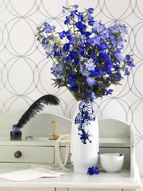 uyenshop - hoa xanh - 7