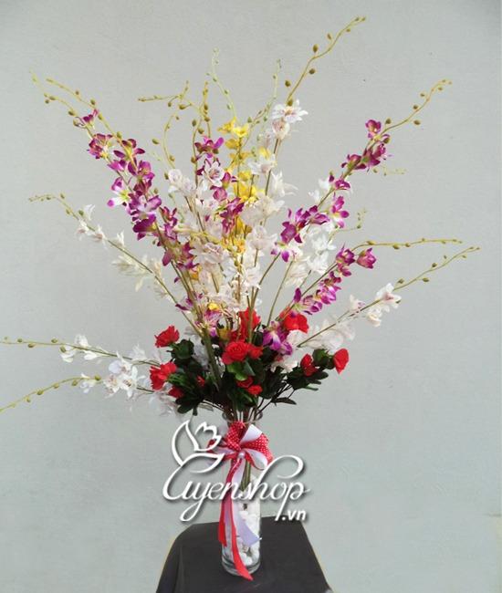 hoa lua - thu lan trang nguyen - uyenshop