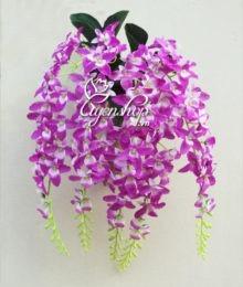Hoa lụa, hoa giả Uyên shop, Lan treo tường