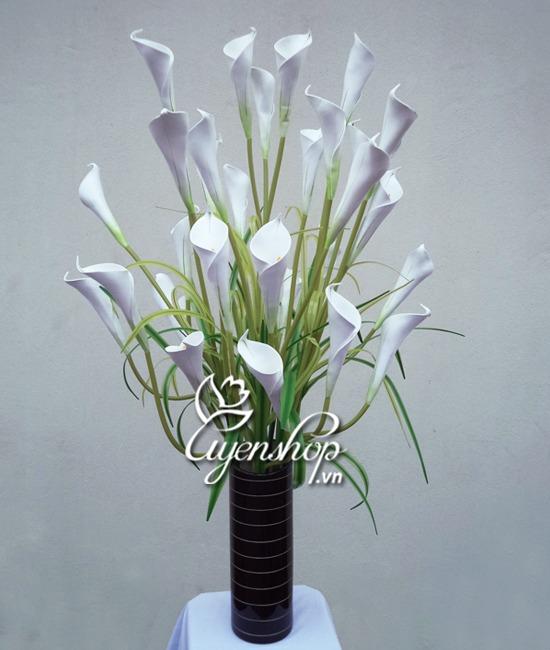 hoa rum trang - hoa lua