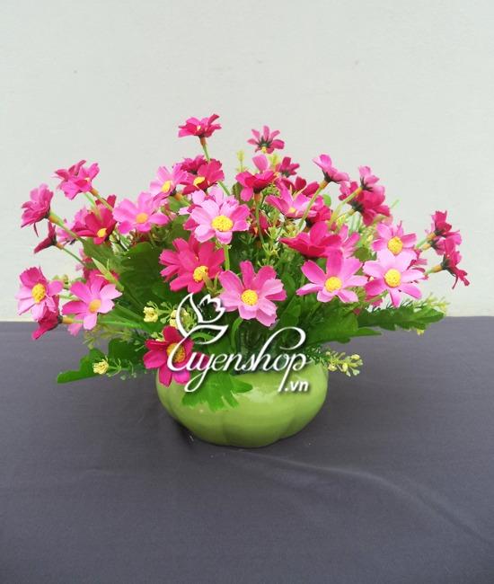 hoa nho de ban - hoa lua uyenshop