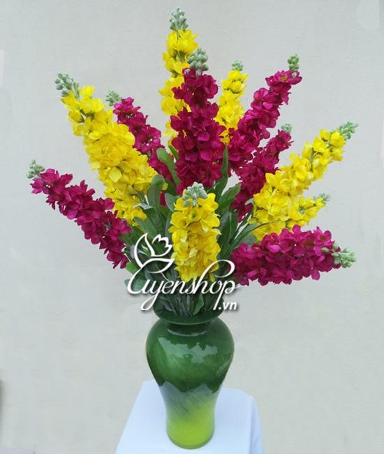 hoa lụa - hoa phi yến - uyenshop