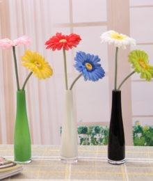 Hoa lụa, hoa giả Uyên shop, Lọ nhỏ trang trí