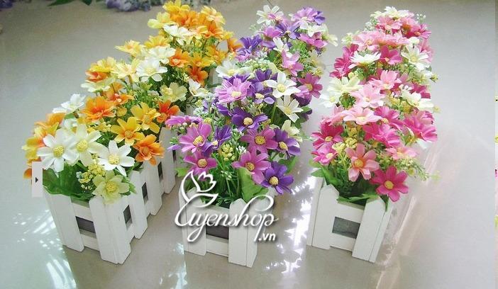 hang rao hoa gia - mau 1