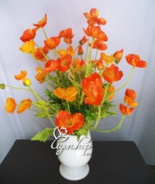 Hoa lụa, hoa giả Uyên shop, Ánh vàng rực rỡ
