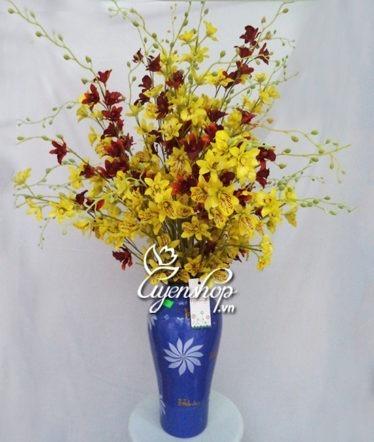 Hoa lụa, hoa giả Uyên shop, Nhẹ nhàng cùng Thu Lan
