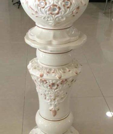 Hoa lụa, hoa giả Uyên shop, Bộ đôn sứ