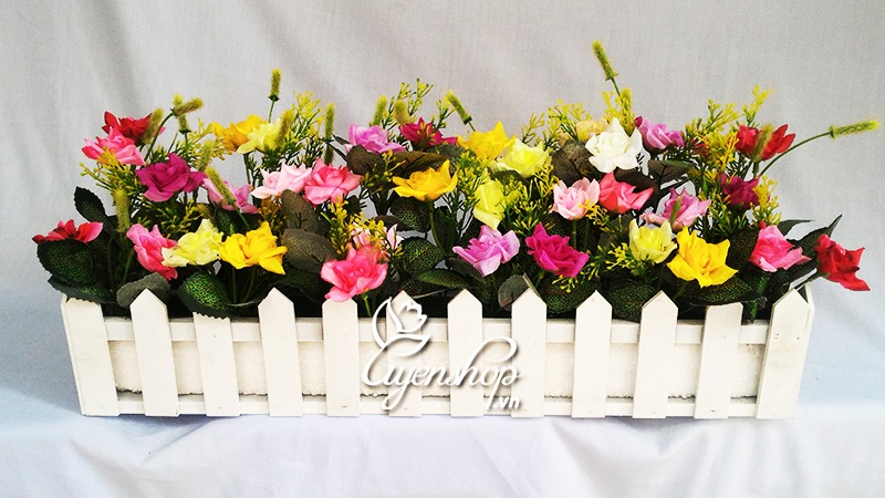 hang rao hoa hong