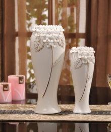 Hoa lụa, hoa giả Uyên shop, Bộ trưng bày hoa 4 lá