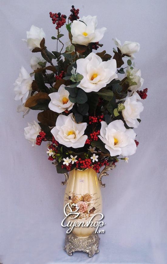 hoa moc lan - hoa gia