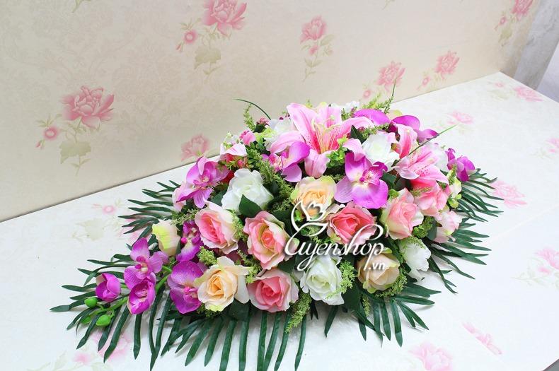 hoa ban hop hoi nghi