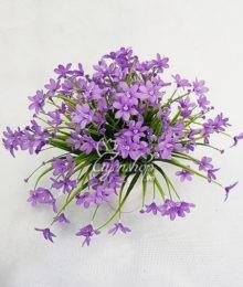 Hoa lụa, hoa giả Uyên shop, Hoa thủy tiên tím