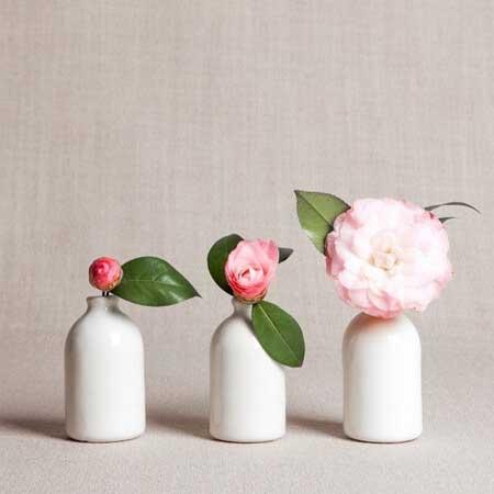Hoa lụa, hoa giả Uyên shop, Những mẫu lọ hoa đẹp – độc – lạ khiến chị em mê mệt