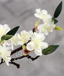 Hoa lụa, hoa giả Uyên shop, Cành Anh Đào