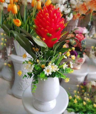 Hoa lụa, hoa giả Uyên shop, Cây cảnh nhỏ