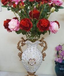 Hoa lụa, hoa giả Uyên shop, Phong cách Hoàng Gia