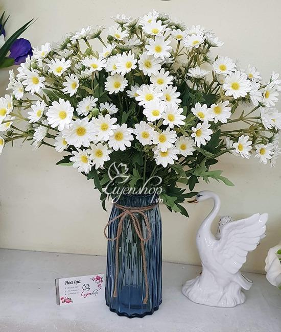 Hoa Cúc Họa Mi | Hoa lụa Uyên shop