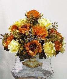 Hoa lụa, hoa giả Uyên shop, Thuyền hoa Tân Cổ Điển