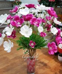 Hoa lụa, hoa giả Uyên shop, Xinh như hoa cánh bướm