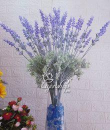 Hoa lụa, hoa giả Uyên shop, Hoa Oải Hương
