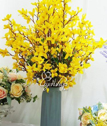 Hoa lụa, hoa giả Uyên shop, Bình Mai Mỹ nổi bật