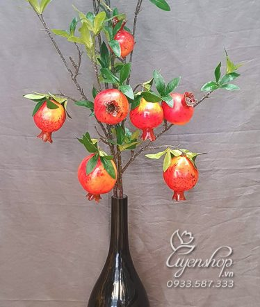 Hoa lụa, hoa giả Uyên shop, Bình Lựu nghệ thuật
