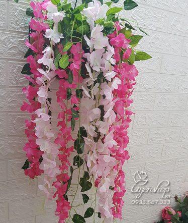 Hoa lụa, hoa giả Uyên shop, Treo tường hoa Bồ Công Anh