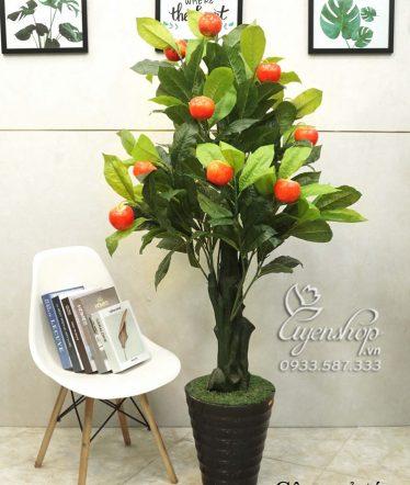 Hoa lụa, hoa giả Uyên shop, Cây Táo Giả