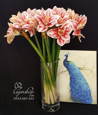 Hoa lụa, hoa giả Uyên shop, Vẻ Đẹp Thanh Nhã